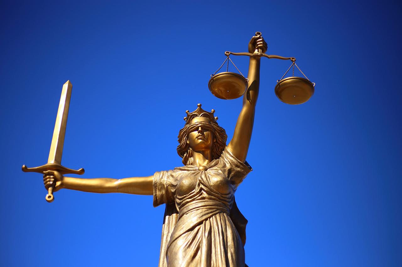 Justice Blue