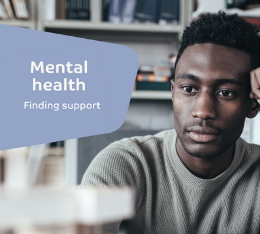 Mental health support resources